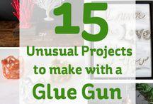 glue gun diy
