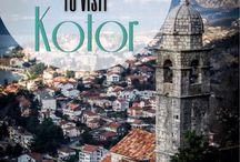 Montenegro & Croatia Road Trip