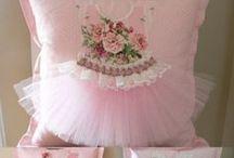 almohada decorada
