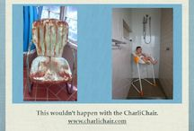Baby gift ideas / CharliChair is the ideal gift for mum-to-be or grandparents.