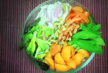Paleo Salate / Diese Salate sind von Natur aus low-carb, paleo, primal, laktosefrei, glutenfrei, zuckerfrei und clean eating.