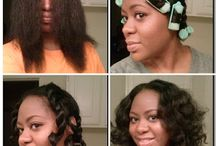 Pressed Hair Styling Tips