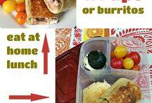 Healthy Yummy School Lunches