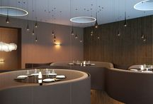 Restaurant Design / Interior project layouts and designs of  bars, hotels, lounges, restaurants.