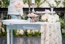Cake/sweets table ideas