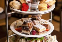 Afternoon Tea / Everything to do with tea parties, finger sandwiches and pots of tea