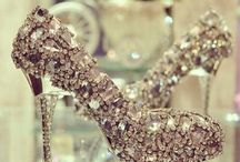 shoes crystal