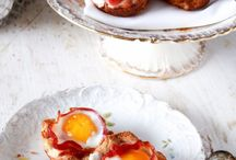 Egg dishes