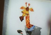 Animals / Giraffe