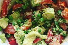 My vegan food