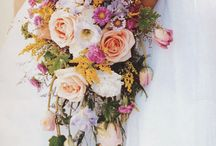 vadvirág menyasszonyi csokor