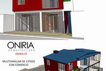 Multifamiliares - Oniria Arquitectura