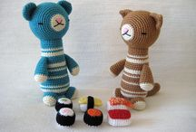 Free Crochet Patterns / by Norma Bring