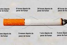 Parar de fumar receitas