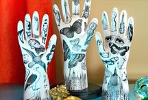 Plaster of paris ideas