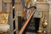 Instrument Of Worship / The Classic Harp / by IZaBeLLa