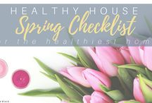 Healthy Home Maintenance | Simple habits and easy tasks to improve your home from the inside out