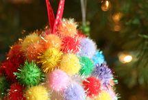 christmas crafts for the kiddos