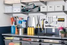Garage inspo