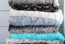 Luxe Cuddle® Inspiration / Our exclusive, luxurious Luxe Cuddle® minky fabric has a smooth, bunny-soft surface. Perfect for apparel, quilting, baby products, home décor, throws, pet beds and accessories, and so much more.