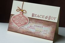 Penny Black / Handmade cards by Yiming Hao using Penny Black stamps.