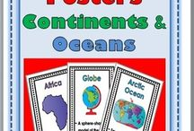 Geography / Middle Primary Geography Ideas