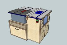 Woodworking Stations / by Rob Rudloff