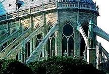 Cities, Buildings & Architecture / Cities, buildings, bridges, paths, monumental sculptures...