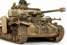 maket askeri araçlar