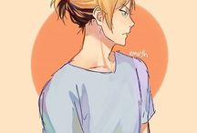 Haikyuu / A lot of Kenma Kozume, like, A LOT. You have been worn.