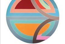 Art I love - Frank Stella / Abstraction