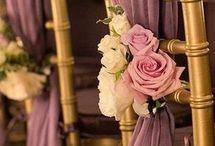 Decoração, paleta de cores Casamento