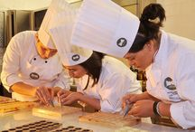 Chocolaterie Course / 4 weeks of theoretical and practical lessons with the opportunity of a training period at selected chocolate shops or artisan laboratories
