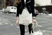 F/W easy to fallow stylish street fashion