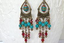 Gypsy Dangle Earrings