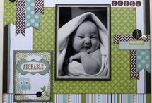 Scrapbook Ideas - Baby / by Diane Jones