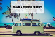 Travel and Tourism Courses / Details about travel and tourism related courses and careers in India. Will be of help to travel enthusiasts.