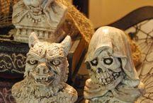 Halloween Crafts & Decor / by Kelly Czapansky