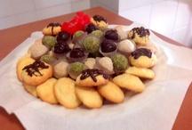 Dolcetti misti, pasta di mandorle e cioccolatini / I Dolci di Maria Rita