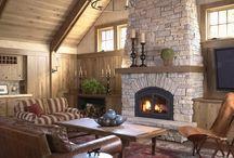 Fireplaces / by Ashley Miranda