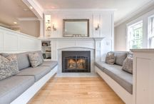 Custom Fireplaces by Fordham Marble / | Various fireplaces designed, fabricated, and installed by  Fordham Marble Company, Inc. |  Est. 1905 | www.fordhammarble.com | 203-348-5088 |