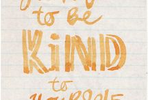 Words / by Kelsey