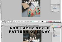 ♡ { Design } Photoshop Tutorials ♡
