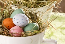Easter decor / Loads of ideas for Easter