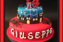 Elisa / Torte #cake #pasta di zucchero