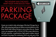 Special Packages at Chicago Mart Plaza / by Holiday Inn Chicago Mart Plaza River North