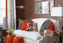 Living Room Idea / by Drushena Clemons