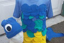 .Fish Costume