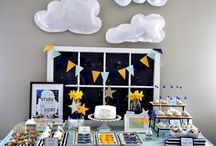 Party planning / by Abigail Young
