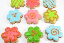 Decorative Cookies / by Maria Matamales-Davies